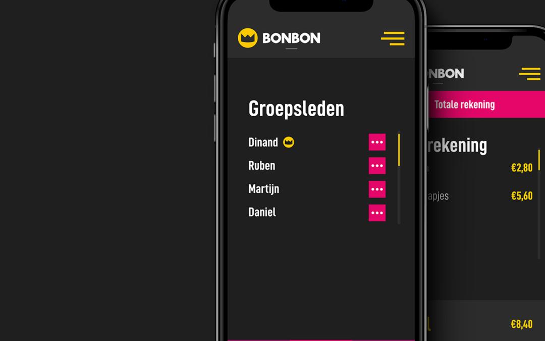 BonBon – Bestel App